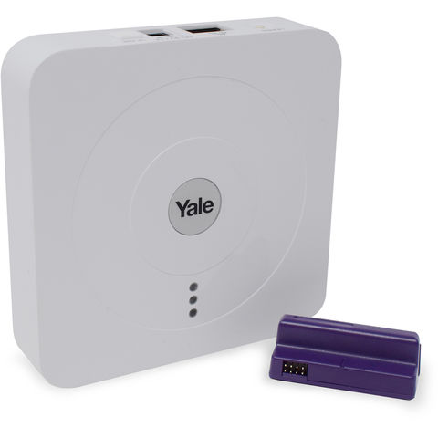 Image of Yale Yale SR-HUB-LM Smart Home Alarm