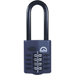 Squire CP50 50mm Recodeable Combination Padlock With XL Shackle