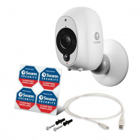 Image of Swann Swann Security SWWHD-INTCAM 1080p Wi Fi Camera Pack of 1