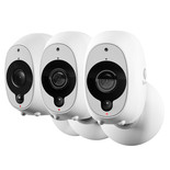Swann Security SWWHD-INTCAMPK3 1080p Wi Fi Camera Pack of 3