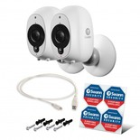 Swann Security SWWHD-INTCAMPK2 1080p Wi Fi Camera Pack of 2