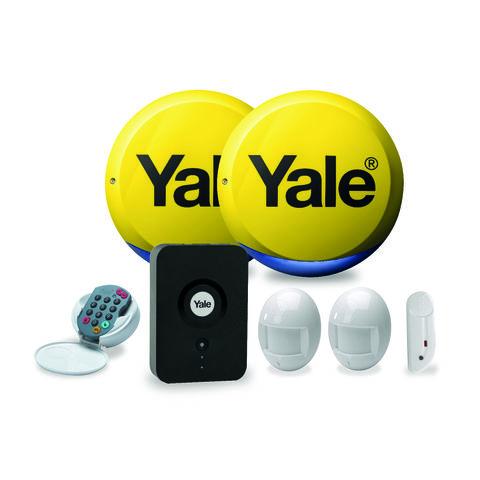 Image of Yardmaster Yale HSA6610 Trade App Alarm System