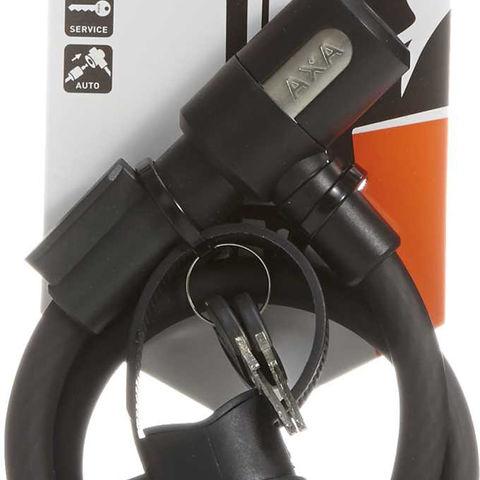Image of Machine Mart AXA Newton Cable Lock (60cm x 12mm)