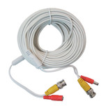 RhinoCo Technology RCA4CHLOOM20M 20m Pre-terminated Combined Power & BNC Video Lead
