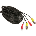 Yale SV-BNC18 18m Replacement HD CCTV Cable