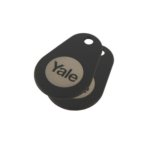 Image of Yale Yale AC-RFIDTAG Contactless Tags for Intruder Alarm (2 pack)