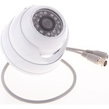 Yale 650TVL Indoor Dome Camera – White