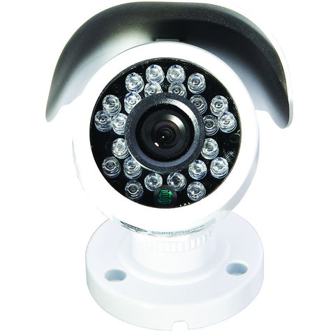 Image of Machine Mart Xtra Yale 650TVL Bullet Camera – White