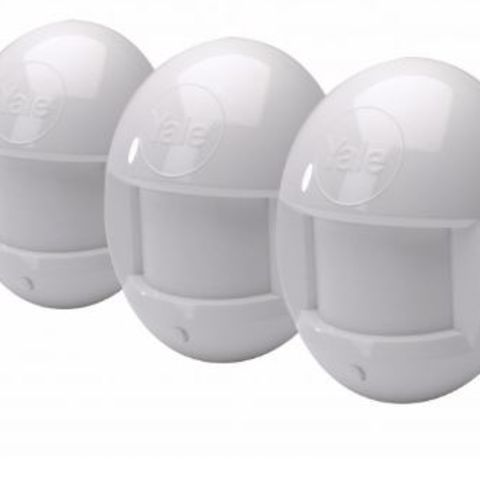 Image of Machine Mart Xtra Yale HSA6000 Pet PIR Sensor 3 Pack