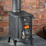 Clarke Thames Cast Iron Wood Burning Stove