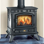Clarke Richmond Cast Iron Wood Burning Stove