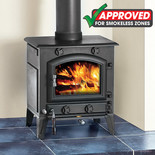 Clarke Regal III 9.2kW Smokeless Zone Approved Cast Iron Multi Fuel Stove