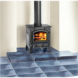 Clarke Regal III 9.2kW Cast Iron Wood Burning Stove - DEFRA Approved