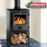 Clarke Eton II Steel Wood Burning Stove