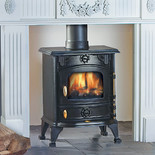 Clarke Buckingham Cast Iron Wood Burning Stove