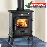 Clarke Wentworth Smokeless Zone Approved Cast Iron Multi Fuel Stove