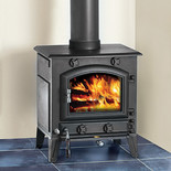 Clarke Regal II Cast Iron Wood Burning Stove