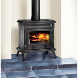 Clarke Majestic Cast Iron Wood Burning Stove