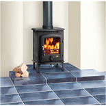 Clarke Chesterford Eco-Design Ready Multi-Fuel Cast Iron Stove