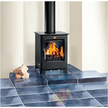 Clarke Blakeney 5kW Steel Eco-Design Ready Multi-Fuel Stove