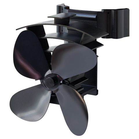 Image of Valiant Valiant FIR350 Remora Magnetic Flue Pipe Heat Powered Stove Fan