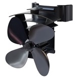 Valiant FIR350 Remora Magnetic Flue Pipe Heat Powered Stove Fan