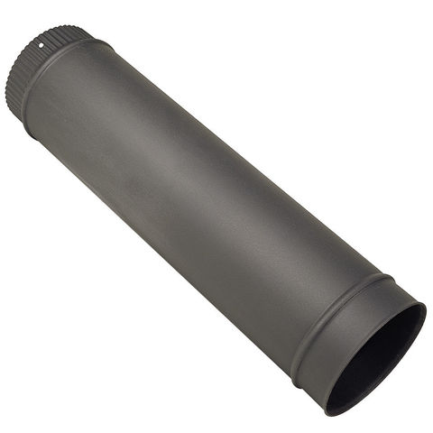 "Image of Clarke 1000mm x 6"" Straight Flue Pipe"