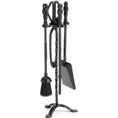 Image of New Clarke CS5 Cast iron/steel Companion Set For Stoves