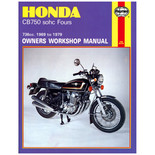 Haynes Honda CB750 sohc Four (69-79) Manual