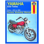 Haynes Yamaha 650 Twins (70 - 83) Manual