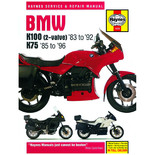 Haynes BMW K100 & 75 2-valve Models  (83 - 96) Manual