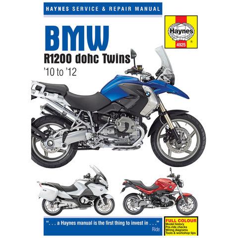 Image of Haynes Haynes BMW R1200 dohc (10 - 12) Manual