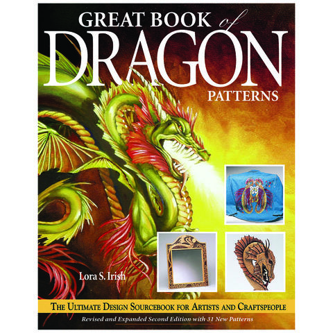 Image of Machine Mart Xtra Great Book of Dragon Patterns (2nd Edition)