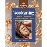 The Weekend Crafter: Woodcarving