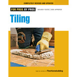 For Pros By Pros: Tiling