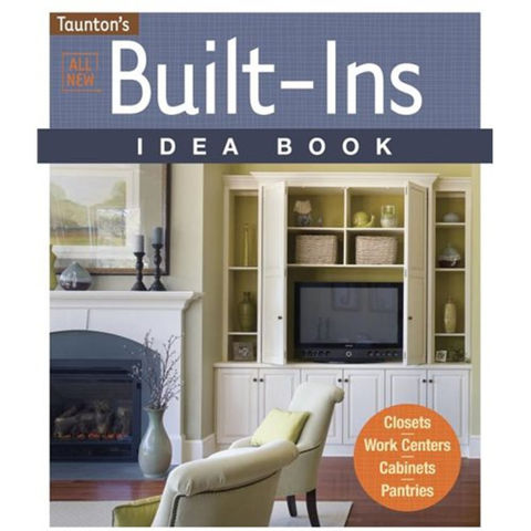 Image of Machine Mart Xtra All New Built-Ins Idea Book