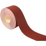 Red Aluminium Oxide Paper - 5m Roll, 40 Grit