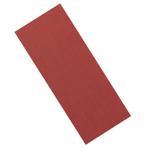 Image of National Abrasives Pre-Cut Sheets for 1/3rd Sheet Sanders - Pk 10 Assorted