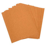 Cabinet Sand Paper Sheets  - Pk 10, Assorted