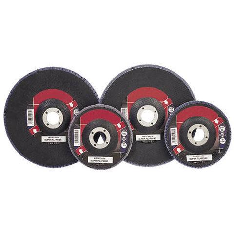 Image of National Abrasives 115mm Flap Disc 60G