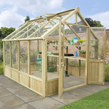 Forest Vale 10x8 Greenhouse (Assembled)