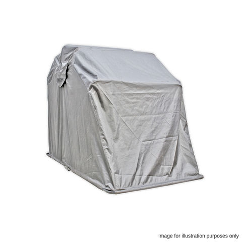 Image of Sealey Sealey CCS01 Vehicle Storage Shelter (2.7 x 5.5 x 2.0m)