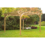 Forest 280x360x360cm Ultima Pergola Kit