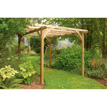 Forest 270x270x270cm Ultima Pergola Kit
