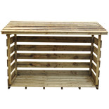 Forest 129x183x88cm Large Woodstore