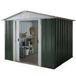 Yardmaster 89GEYZ 8ft x 9ft Metal Apex Shed