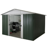 Yardmaster 1013GEYZ 10ft x 13ft Metal Shed
