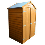 Shire 4' x 3'  Wooden Storage Shed