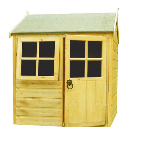 Image of Shire Shire Bunny 4' x4' Playhouse