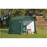 Clarke CIS88 Motorcycle Shelter/Shed 2.4x2.4x2.4m